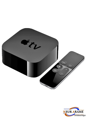 Apple TV 4 k - Pas cher - Keur Arame Informatique - leader dans la distribution d'appareils électronique au Sénégal