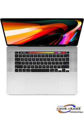 Macbook Pro 2020 16 Pouces i7 512 Giga - Ram: 16 Giga _ Keur Arame Informatique - Leader dans la distribution d'appareils électronique au Sénégal