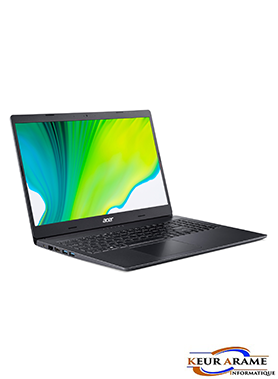 Acer Aspire 3 AMD RYZEN - 14 pouces - 256 SSD - 8GB RAM - 8ième Génération - Keur Arame Informatique - Leader dans la distribution d'appareils électronique au Sénégal