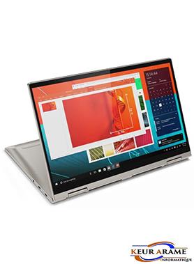 Lenovo Yoga C740 - 14 pouces - i5 - 8GB - 512GB SSD - 10ième Génération - Keur Arame Informatique - Leader dans la distribution d'appareils électronique au Sénégal