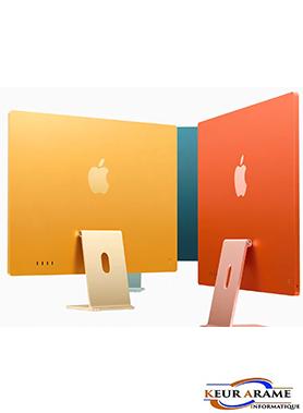 iMac Apple M1 2021 - 256 Go - 8Go RAM - Keur Arame Informatique - Leader dans la distribution d'appareils électronique au Sénégal